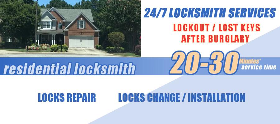 Residential locksmith Lithonia